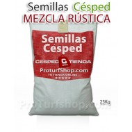 Semillas Césped Mezcla Rustic 25Kg. (Promoción Envío Gratis*)