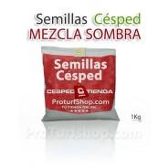 Semillas Césped Mezcla Sombra 1Kg. (Promoción Envío Gratis*)