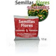 Semillas Flores Silvestres 125gr.