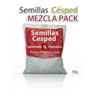 Semillas Césped Mezcla Pack 5Kg. (Promoción Envío Gratis*)