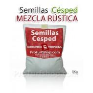Semillas Césped Mezcla Rustic 5Kg.(Promoción Envío Gratis*)