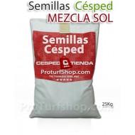 Semillas Césped Mezcla Sol 25Kg. (Promoción Envío Gratis*)