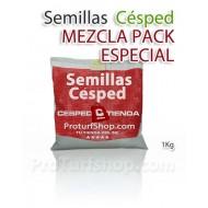 Semillas Césped Mezcla Pack-Especial 1Kg.(Promoción Envío Gratis*)
