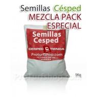 Semillas Césped Mezcla Pack-Especial 5Kg.(Promoción Envío Gratis*)