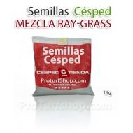 Semillas Césped Mezcla Ray-VIP 1Kg. (Promoción Envío Gratis*)
