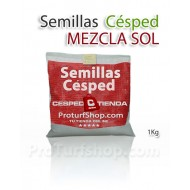 Semillas Césped Mezcla Sol 1Kg.(Promoción Envío Gratis*)