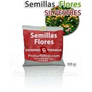 Semillas Flores Silvestres 500gr.